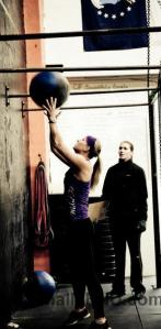 Wicked Good Nutrition's Alex Black on Wall Balls