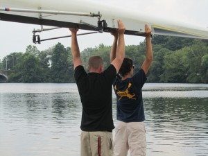 Shoulder Press_Boat Handling