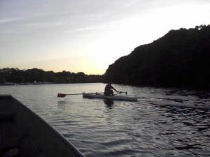 Imagine doing this on the water!  You can with a Renegade Rowing Membership.