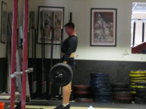 Heavy Deadlift