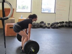 RR Deadlift