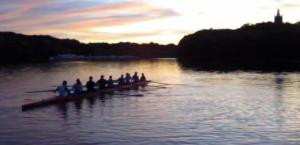 Sunset Row w/ Renegade Rowing Team last year!