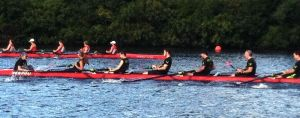 Renegades Racing on the water!