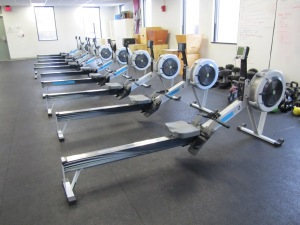The Ergs at CFB are ready  for Renegades!  Do you have what it takes?
