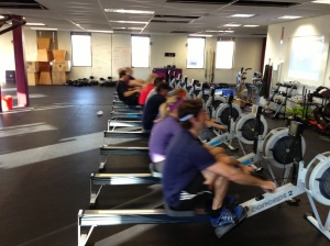 Tryout for the Renegade Rowing Team this Friday!
