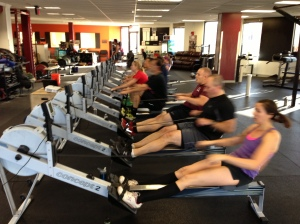 Renegade Rowing League December