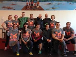 CFH2O at the first Renegade Rowing Workshop!
