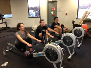 Get some ratio at the Renegade Rowing Club starting December 2nd!