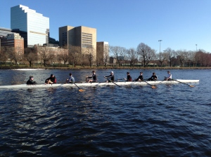 Have you signed up for the CrossFit Rowing Course in Boston June 8-9?