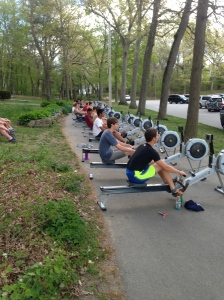 Where do you test? Why? Come test yourself at the CrossFit Rowing Trainer Course!