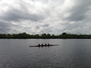 Racing in Lowell!  - Get on the water yourself at the CrossFit Rowing Course!
