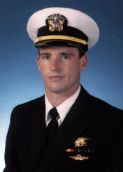 In memory of Navy Lieutenant Michael P. Murphy, age 29, of Patchogue, N.Y., who was killed in Afghanistan on June 28th 2005. - ℅ mdmfunraiser.com