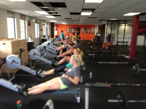 Week 2 of Renegade Rowing Team, Get excited!