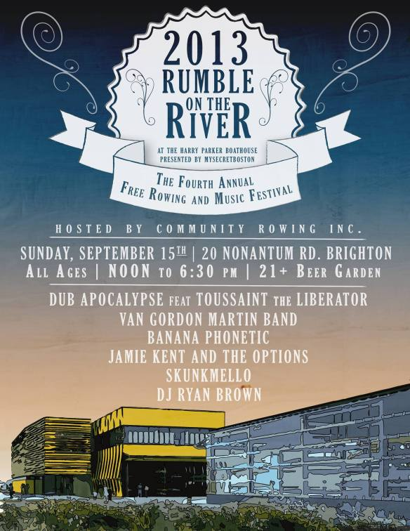 Rumble on the River 2013
