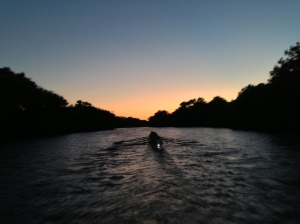 Renegade Rowing Practice this week!