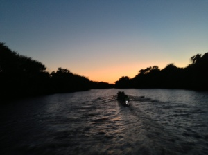 One more week until the Renegade Rowing Team races at the Rumble on the River!
