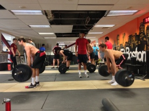 RR-BC Men Deadlift