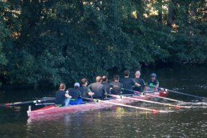 Renegade Rowing Team - Racing at the Rumble on the River