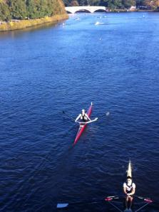Racing the Single at HOCR!