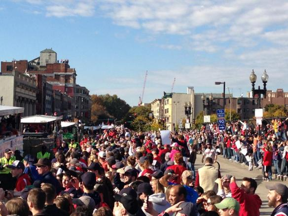2013 Boston Red Sox Rolling Rally