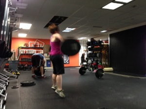 RR Terese Snatch Extension