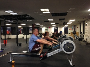 Greg of the RRC getting after it!