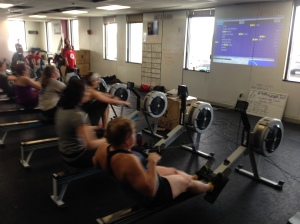 The Ladies crushing it at the Renegade Rowing League!  Sign Up for the next one January 25th!