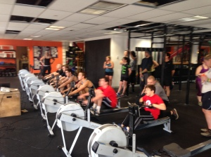 Checkout the Juniors getting after it at the Renegade Rowing League!