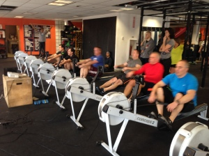 Renegades at the Renegade Rowing League!  Who's ready to join them and follow the Renegade Rowing Training Plan?