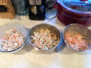 3 Varieties of Greek Yogurt Chicken Salad