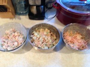 3 Varieties of Greek Yogurt Chicken Salad
