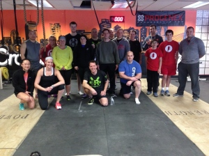 All of the Competitors from the last Renegade Rowing League.  Can't wait to see them compete again on Sunday!