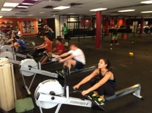 Renegade Rowing at CFB