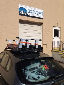 7 Ergs in a Subaru … Who's got 8?
