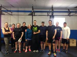 Brand New Renegades were formed at the RR Workshop at Mt. Strength CrossFit on Saturday!