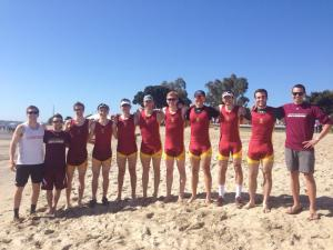 Congrats to the BC Men on taking the Petite Final at the San Diego Crew Classic last weekend.  Let's get after it and get some more!