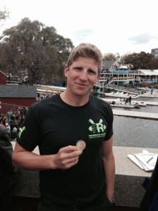 2nd Place Medal at HOCR 2014