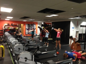 """The Renegades throwing down with """"Sculler X"""" last week!"""