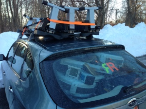 Ever wonder what 7 ergs in a Subaru looks like?
